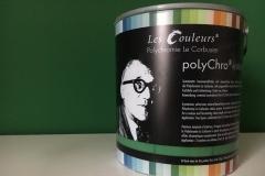 "Farbe ""Corbusier"" - Grün"